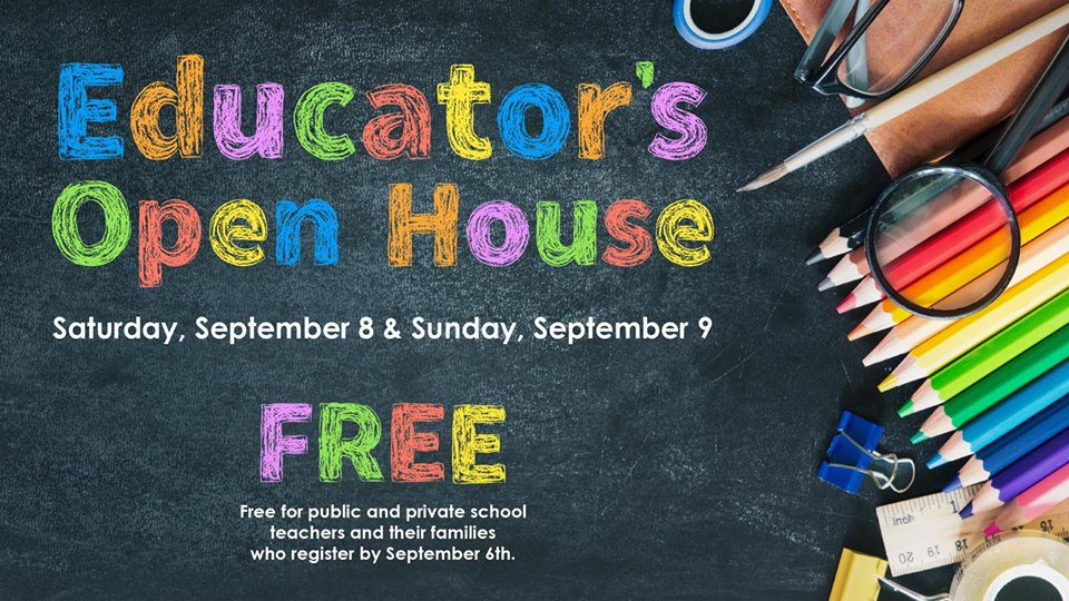Educator's Open House