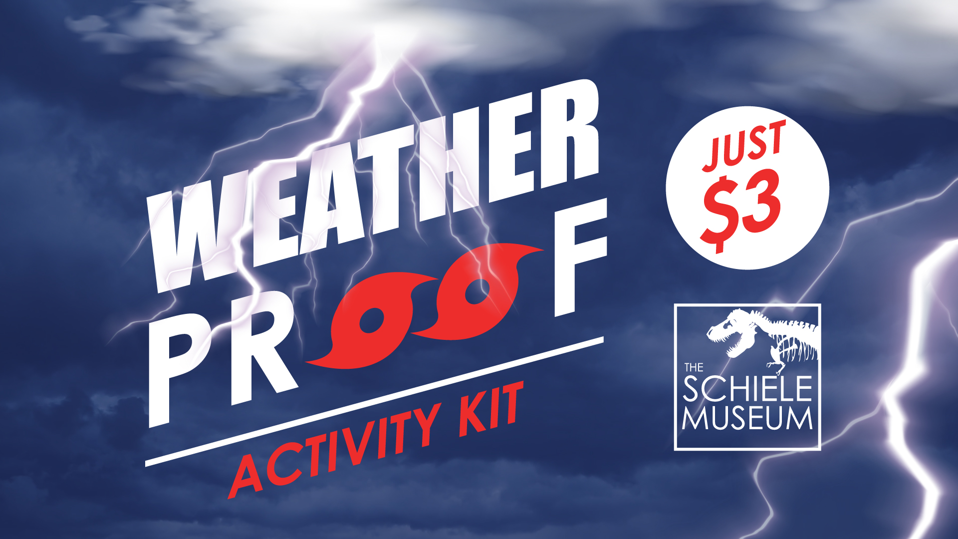 Weather Proof Activity Kit